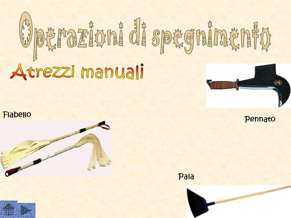 Flabello Pennato Pala