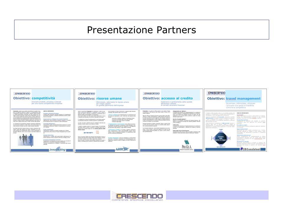 3 Presentazione Partners