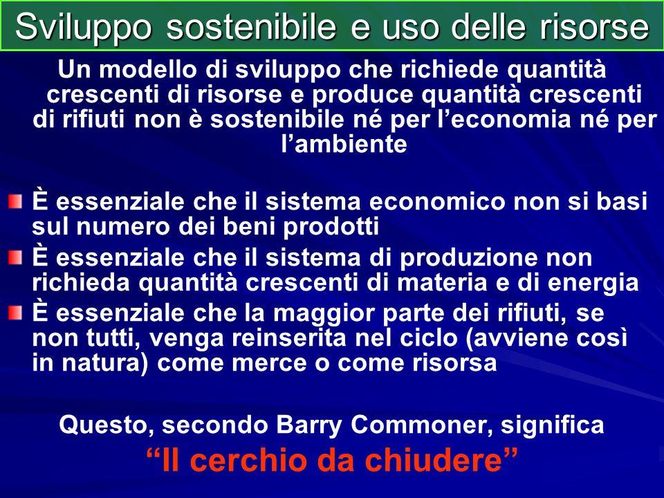 La rivoluzione industriale e i RIFIUTI Se i fanghi contengono plastica e/o cartone e/o metalli non possono essere riciclati.