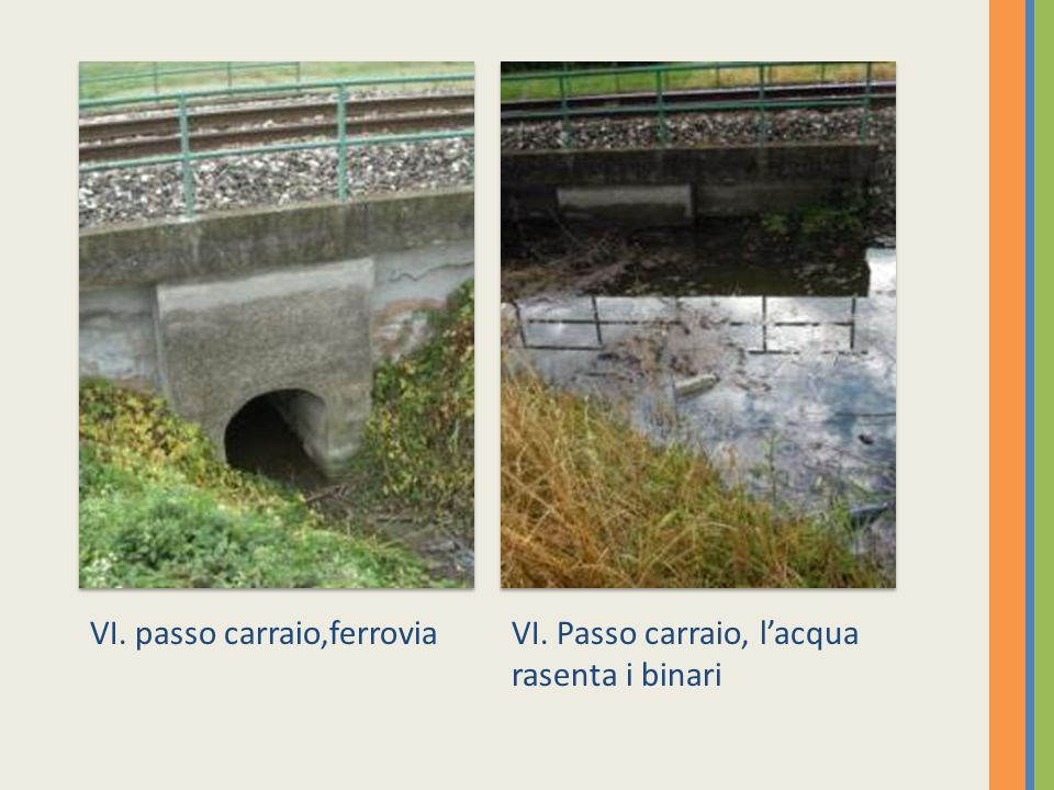 Fossaviva riceve le acque in esubero dal Dugale del Papa,dal Fossato Esperimento e dal canale Gherardo