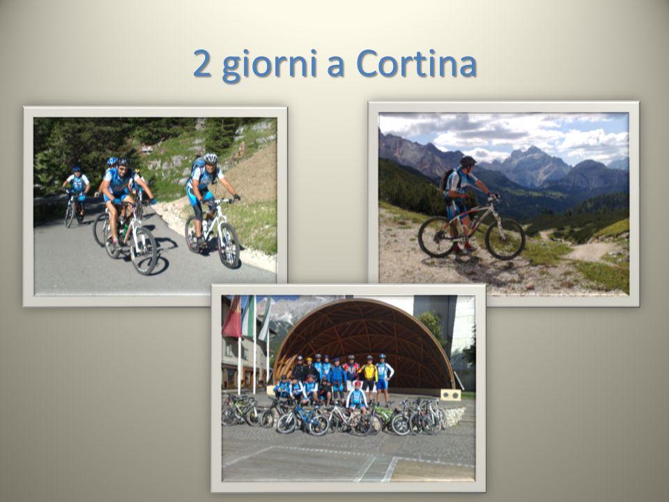 2 giorni a Cortina