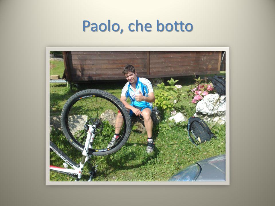 Paolo, che botto