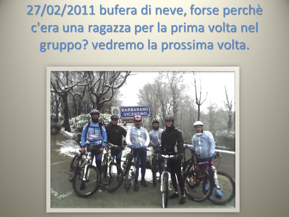 DA FRIOLA FINO SOPRA MAROSTICA 6/3/2011