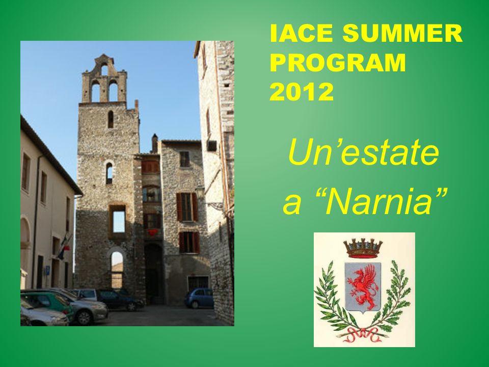 NARNIA ARTS ACADEMY ha stipulato delle convenzioni in esclusiva con diverse strutture alberghiere tra le quali lOstello SantAnna, in cui alloggeranno gli studenti dello IACE.