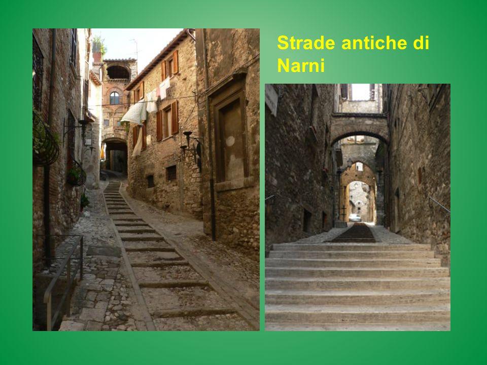 Strade antiche di Narni