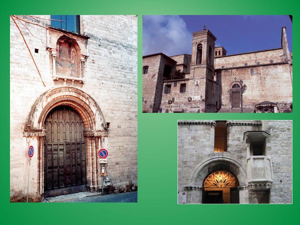 Oggi Perugia ospita ununiversitá statale e anche una per stranieri.