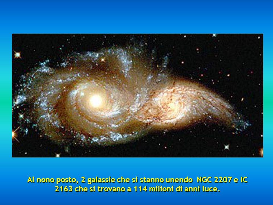 Allottavo posto, questa bellissima immagine chiamata Notte stellata Altrimenti conosciuta come Eco di Luce.