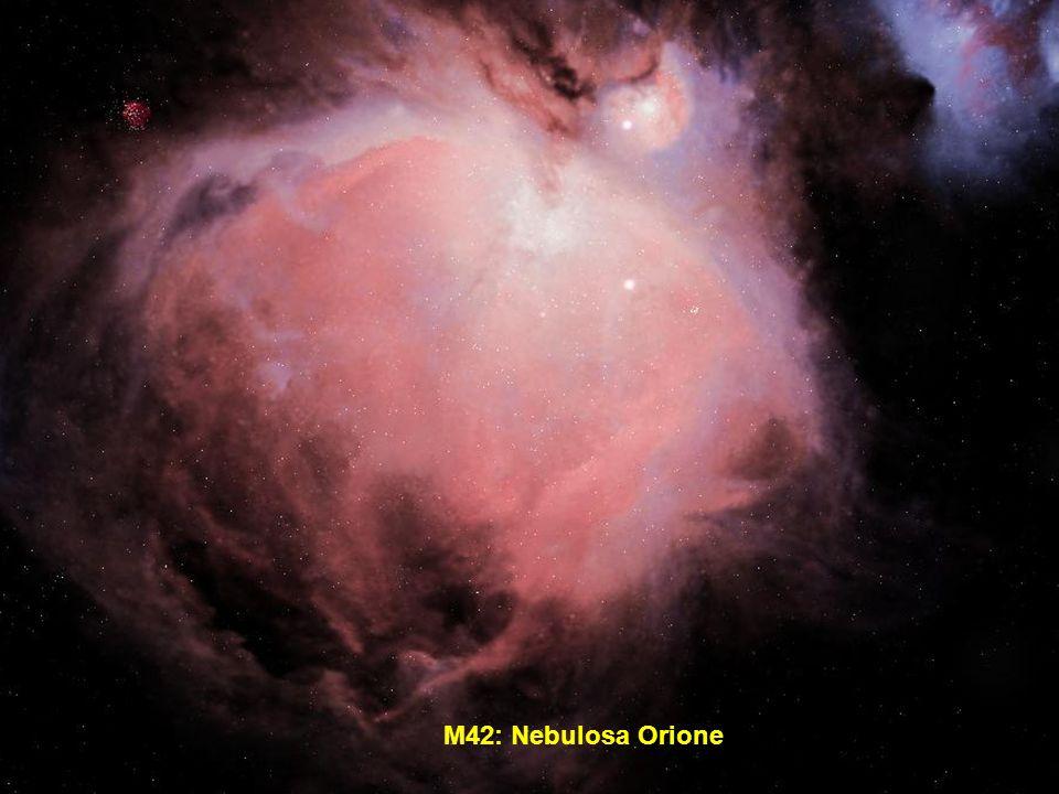 NGC 2237: Nebulosa Rosette