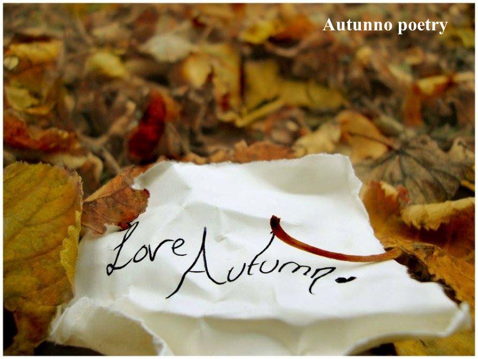 L autunno è un andante malinconico e grazioso che prepara magistralmente il solenne adagio dell inverno.
