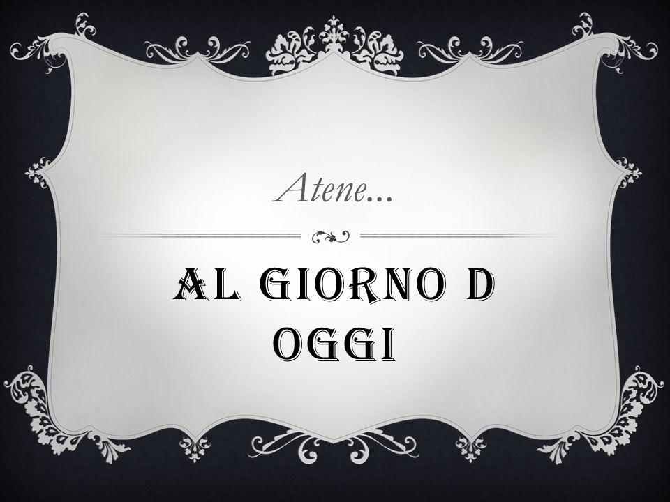 AL GIORNO D OGGI Atene...