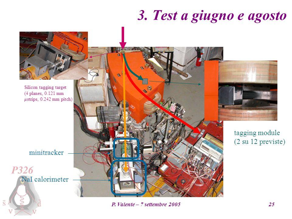 P.Valente – 7 settembre 200526 3.