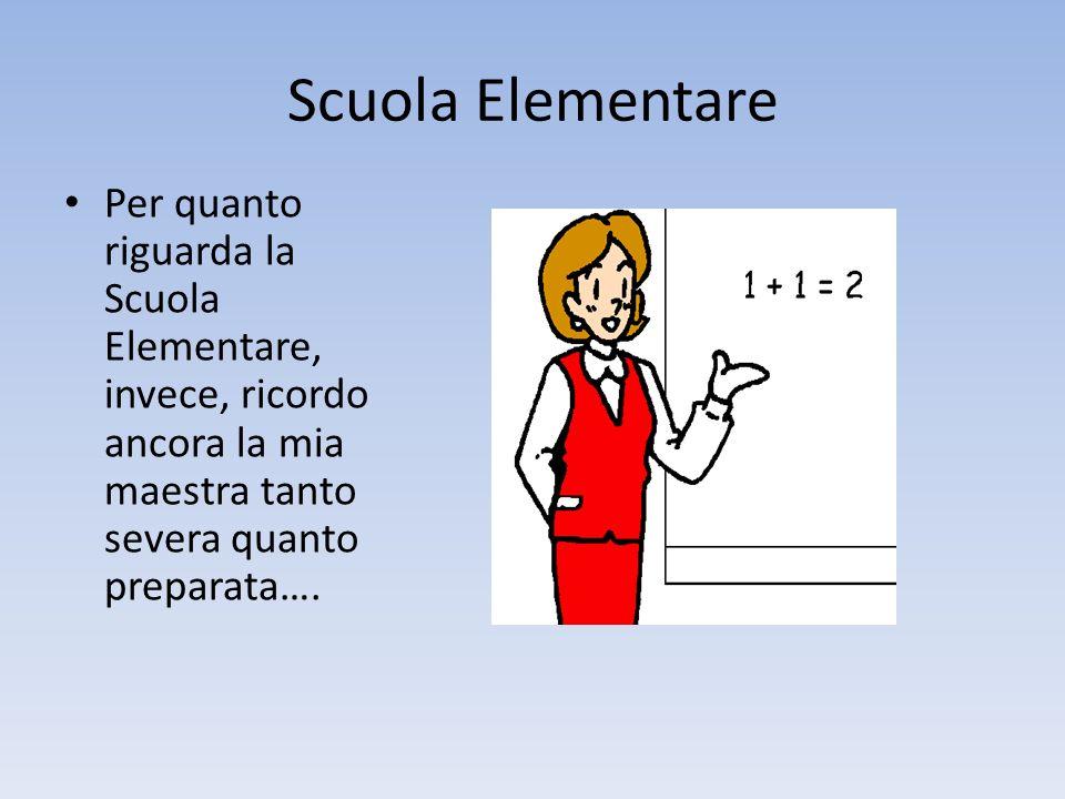 …e i suoi insegnamenti: i regoli, le operazioni matematiche, le equivalenze, le tabelline ecc;