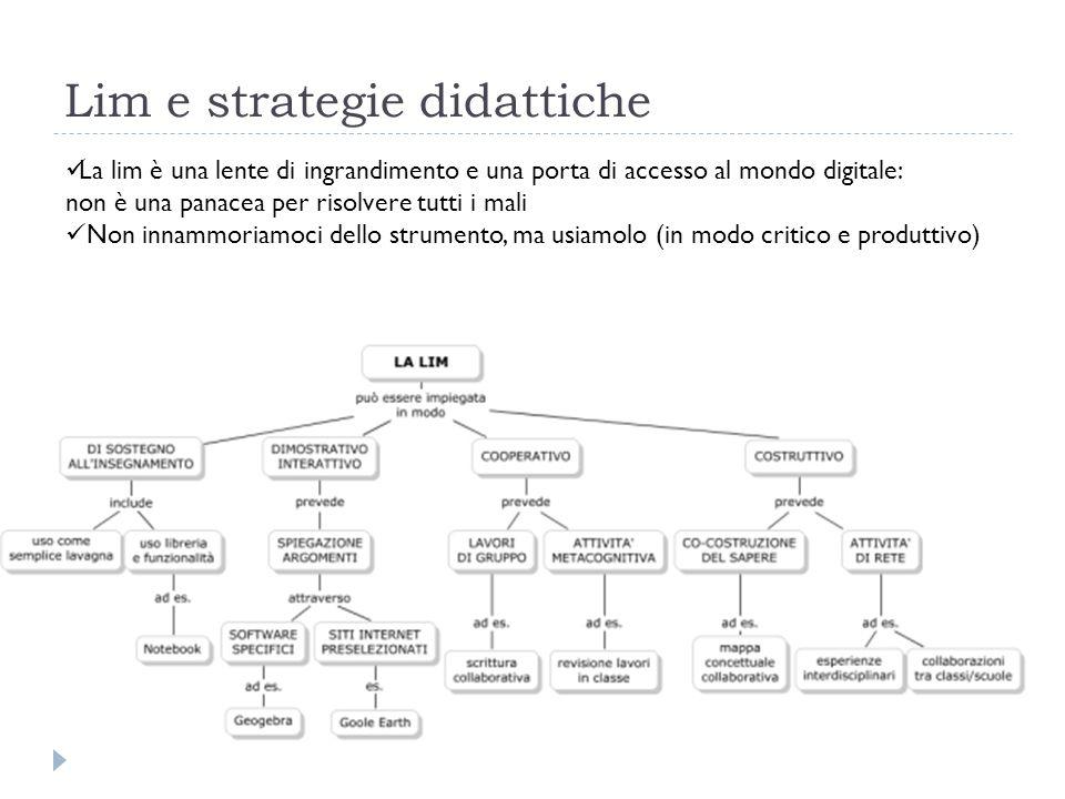Lim e Strategie Didattiche Strategia Big6 Educare alla ricerca