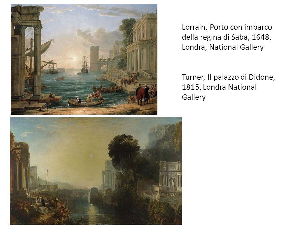 Lorrain, Studi di paesaggio, Vienna, Albertina