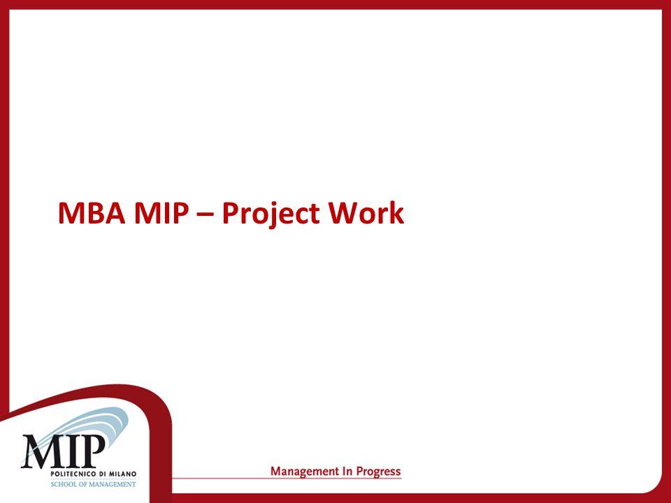 2 Il MIP è un consorzio tra il Politecnico di Milano, istituzioni italiane e alcuni tra i maggiori gruppi industriali pubblici e privati che contribuiscono alla definizione delle linee di sviluppo della Scuola in termini sia di nuovi contenuti sia di nuove iniziative didattiche.
