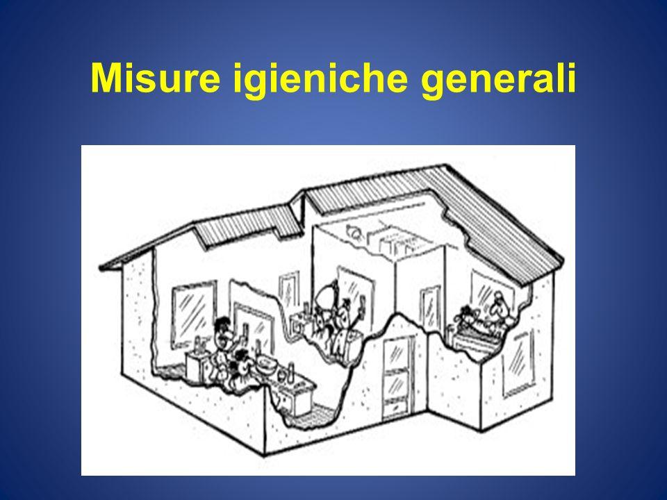 Misure igieniche generali