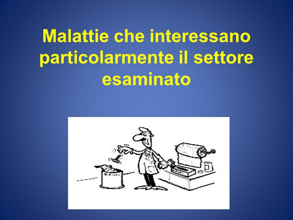 Malattie infettive EPATITE B e C AIDS Virosi cutanee Micosi Infezioni della cute di origine batterica Le parassitosi cutanee