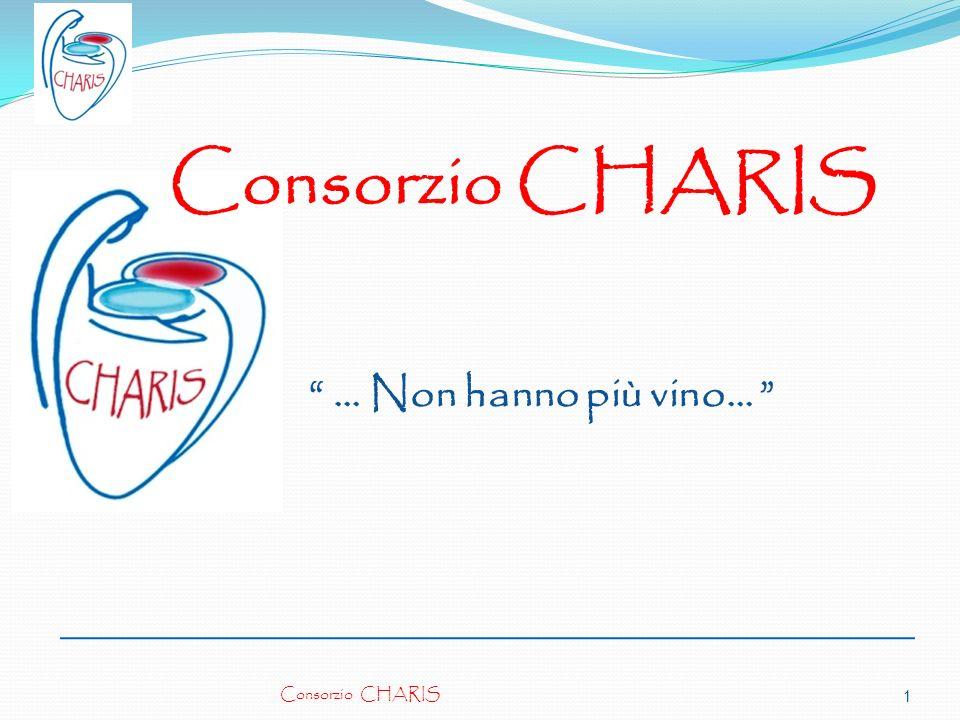 Consorzio CHARIS1 … Non hanno più vino…