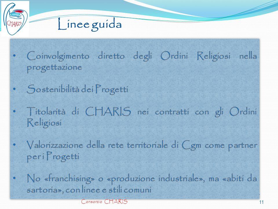 Linee guida Consorzio CHARIS11