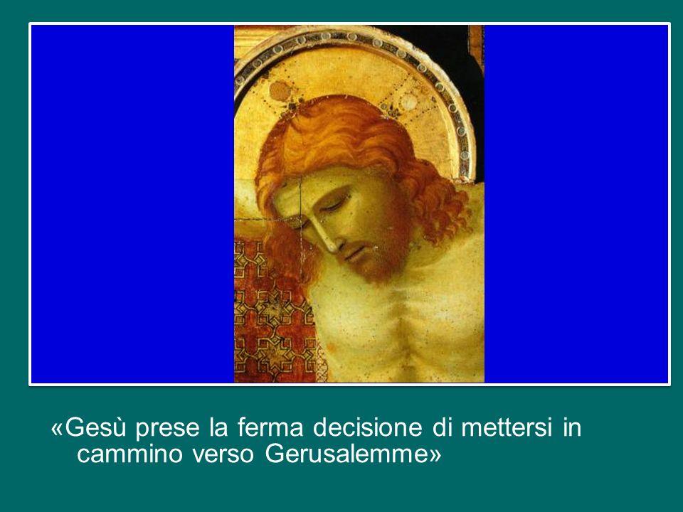 Il Vangelo di questa domenica (Lc 9,51-62) mostra un passaggio molto importante nella vita di Cristo: il momento in cui – come scrive san Luca