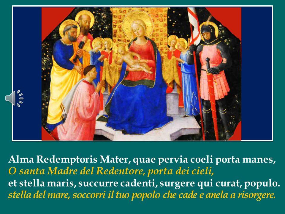 Affidiamoci alla materna intercessione di Maria, Madre di Gesù e nostra, perché ci aiuti in questo Santo Natale, ormai vicino, a riconoscere nel volto