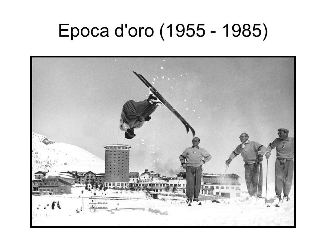 Epoca d'oro (1955 - 1985)