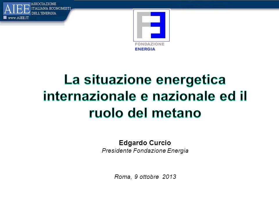 22 LItalia ha una presenza che copre buona parte delle infrastrutture del gas naturale, soprattutto unampia rete di gasdotti.