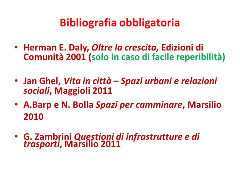 Bibliografia obbligatoria Herman E.