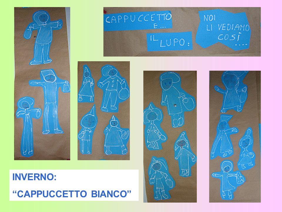 AUTUNNO: CAPPUCCETTO GIALLO