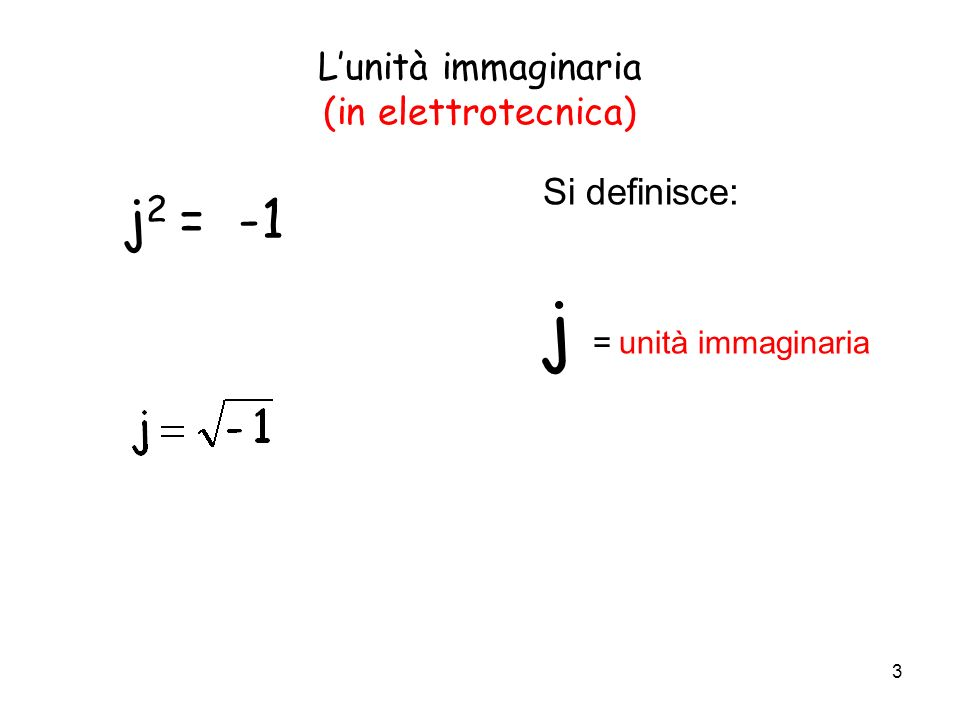4 I NUMERI COMPLESSI a = parte reale b = coefficiente parte immaginaria ( x = parte reale y = coefficiente parte immaginaria) a, b, x, y sono tutti numeri reali!.