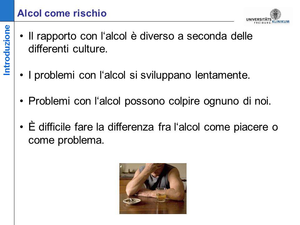 Il rapporto con lalcol è diverso a seconda delle differenti culture.