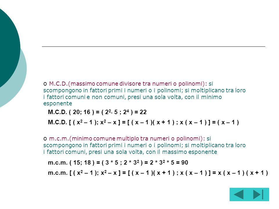 M Monomio:espressione letterale che non contiene operazioni di addizione e sottrazione 3 a b- a b- ½ a 2 o Monomi simili: due o più monomi si dicono s