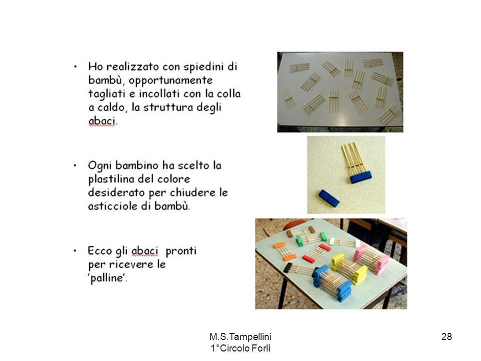 M.S.Tampellini 1°Circolo Forlì 28