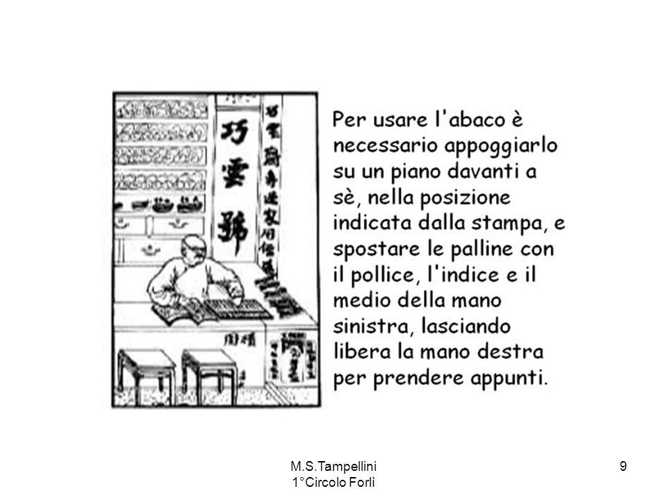 M.S.Tampellini 1°Circolo Forlì 40 Maria G.