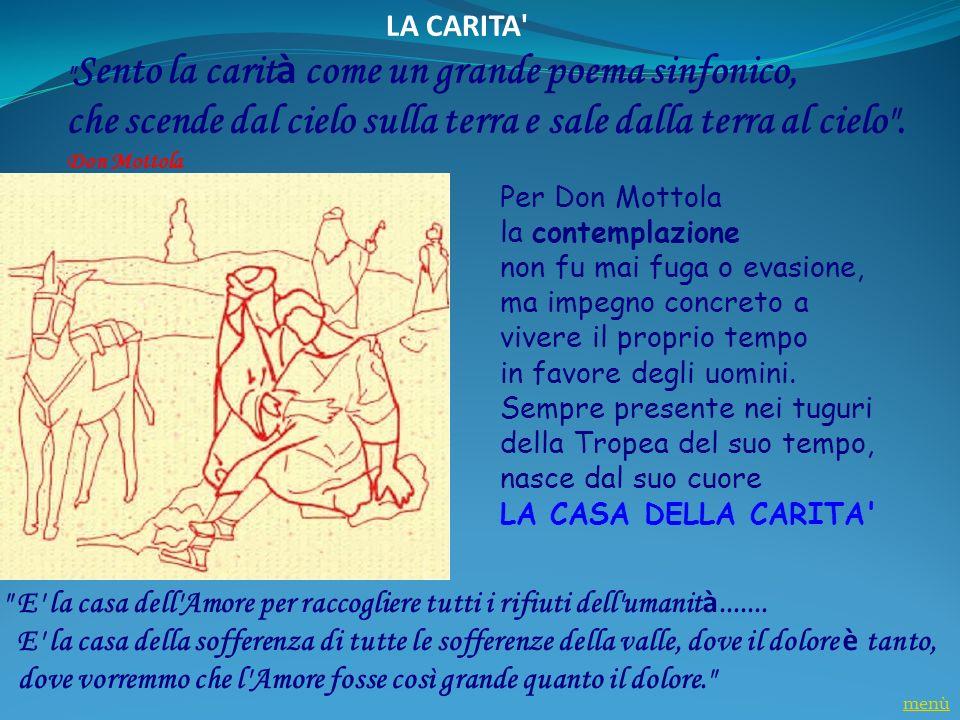 Gaetano, fratello di Don Mottola Concettina Bragò, madre di Don Mottola Antonio Mottola, padre di Don Mottola menù