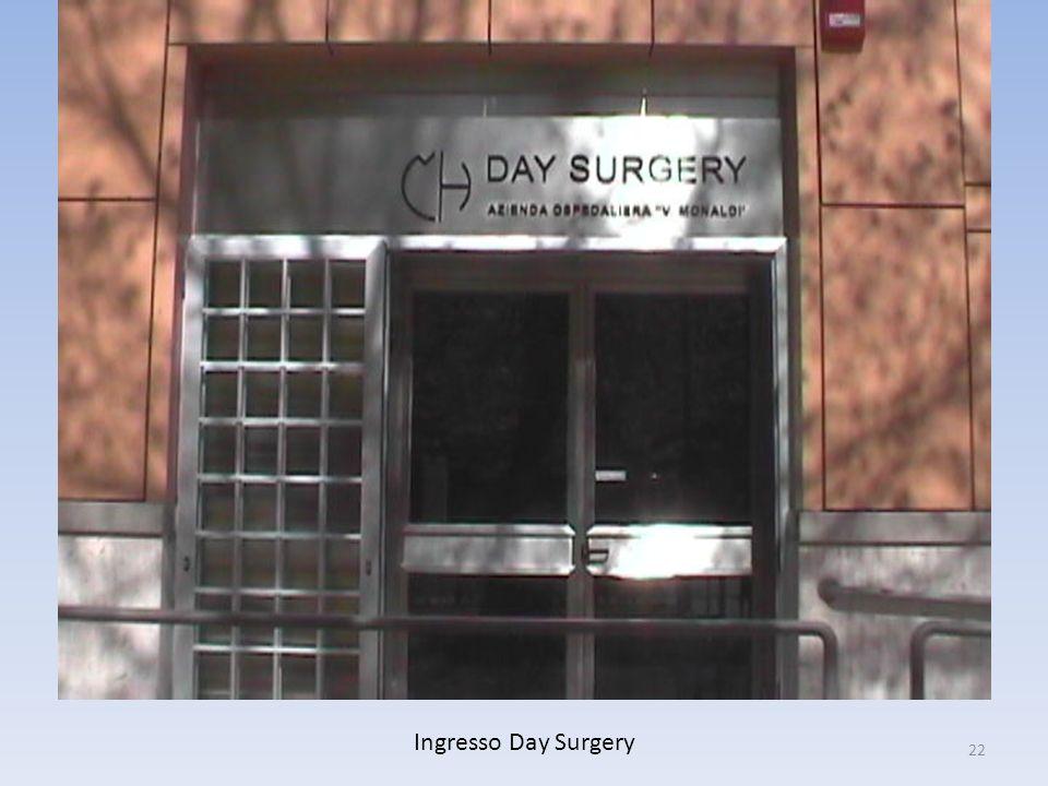 22 Ingresso Day Surgery