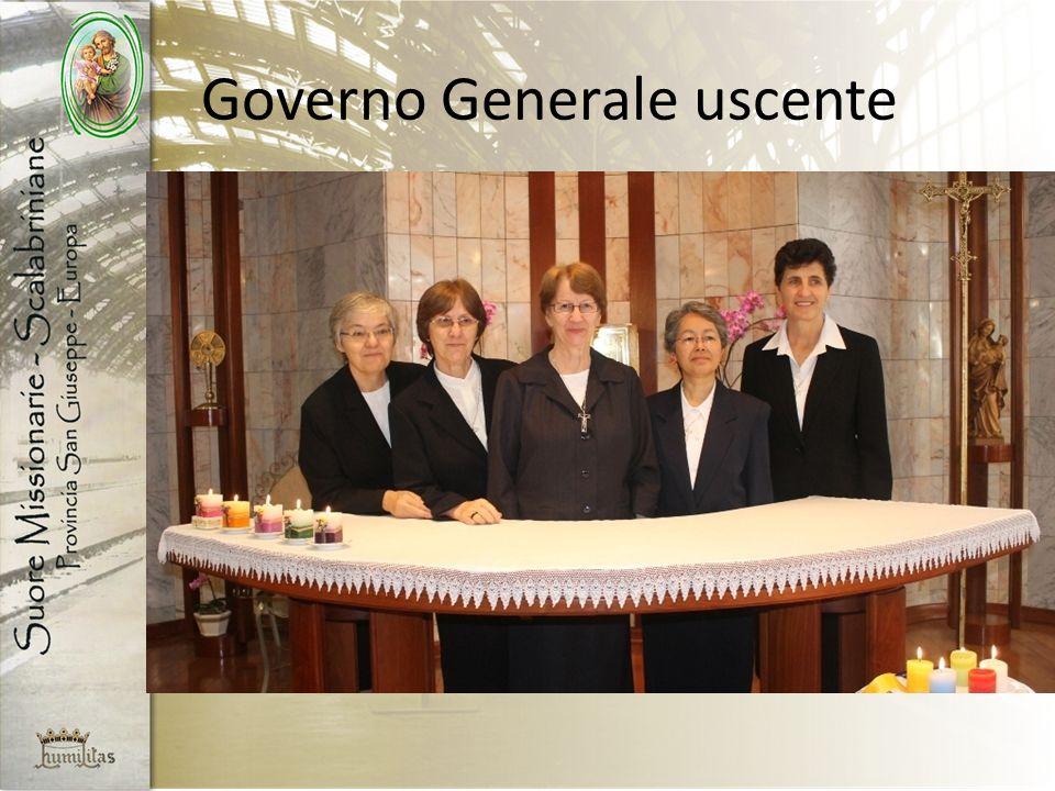 Governo Generale uscente