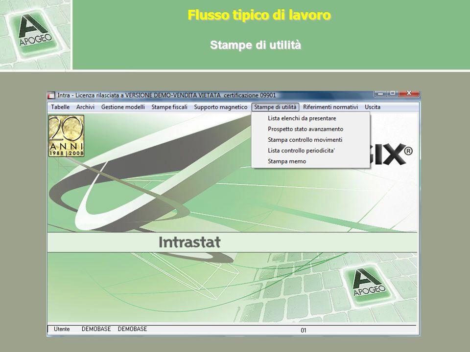 Stampe dei modelli – anteprima di stampa PDF Flusso tipico di lavoro