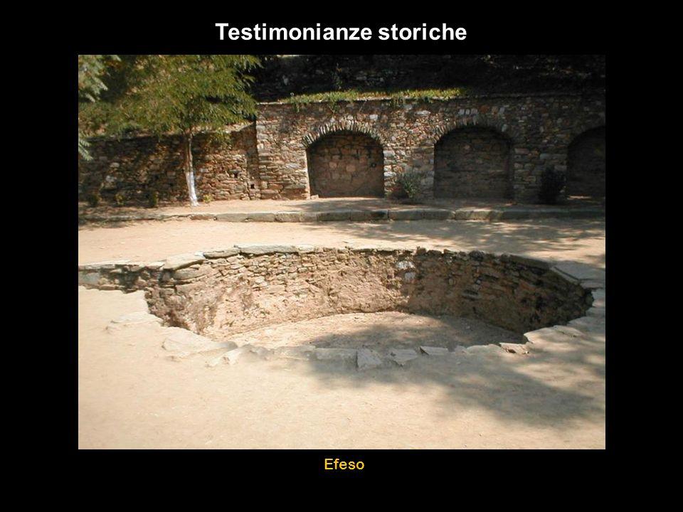 Efeso Testimonianze storiche