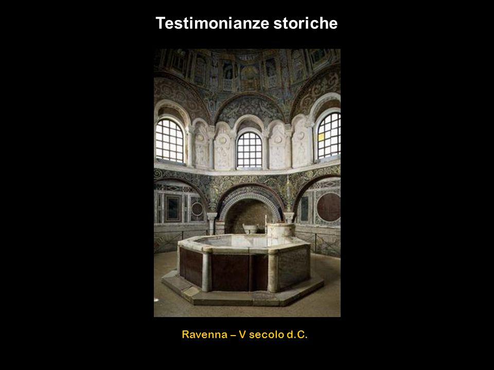 Ravenna – V secolo d.C. Testimonianze storiche