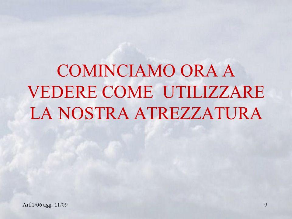 Arf 1/06 agg. 11/0910 Cartina