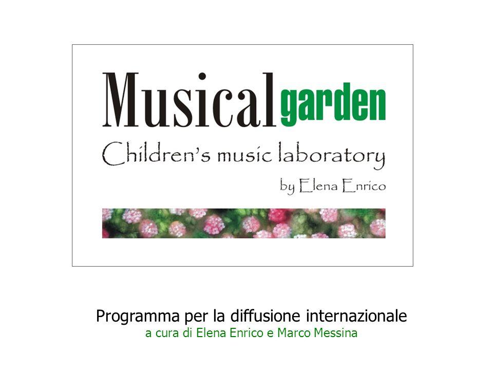 Programma per la diffusione internazionale a cura di Elena Enrico e Marco Messina