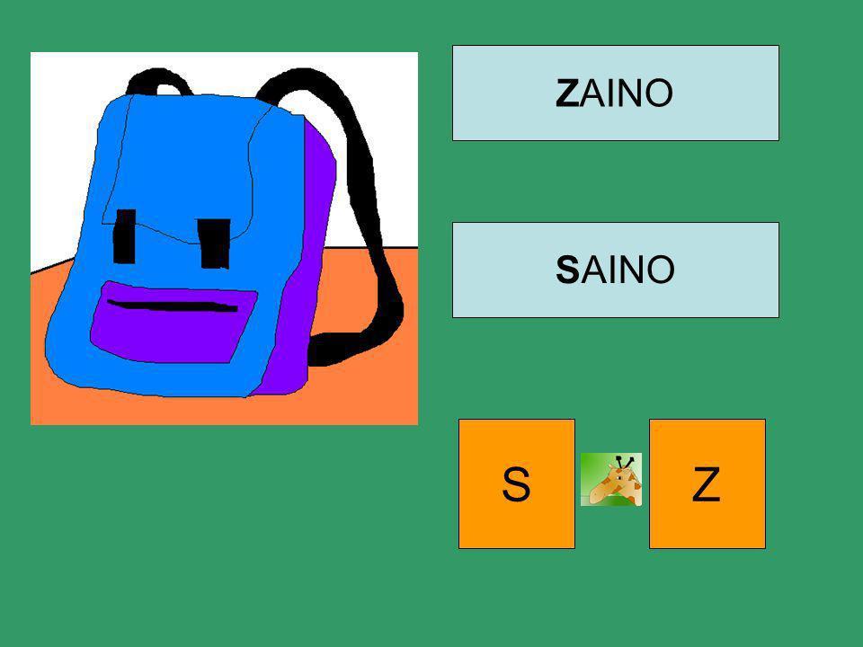 SAPONE ZAPONE SZ