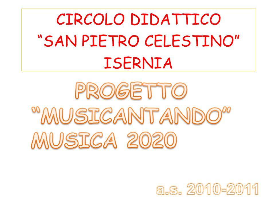 CIRCOLO DIDATTICO SAN PIETRO CELESTINO ISERNIA