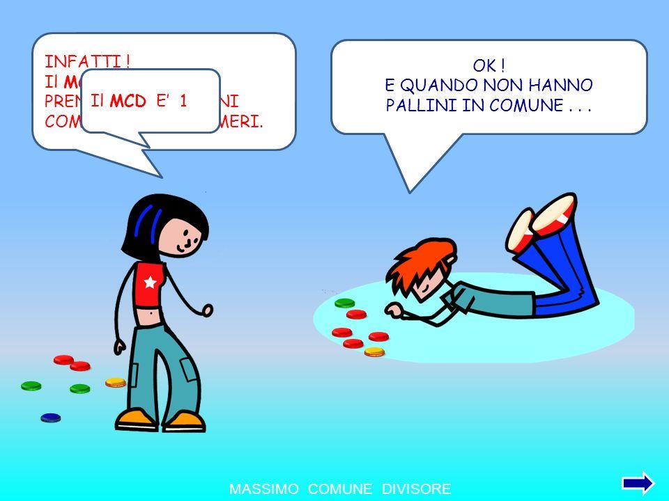 MASSIMO COMUNE DIVISORE www.laritabella.com