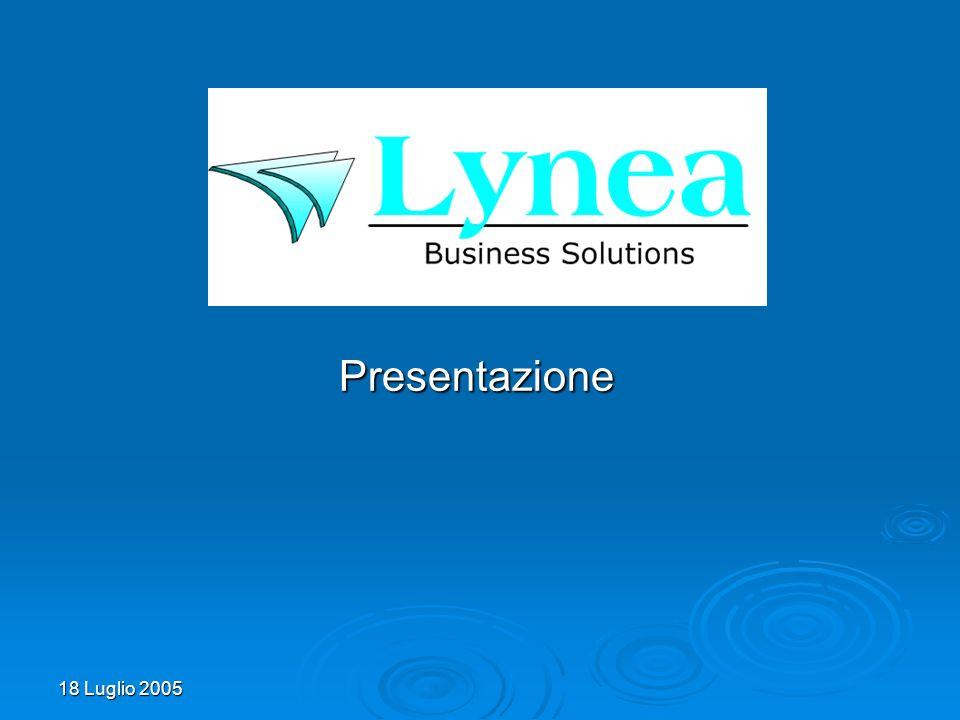 2 La società Lynea Business Solutions nasce da una compagine sociale affiatata che include imprenditori, commerciali e manager di esperienza e può contare un team di collaboratori collaudato ed su una esperienza pluriennale nella realizzazione di progetti basati su Navision.
