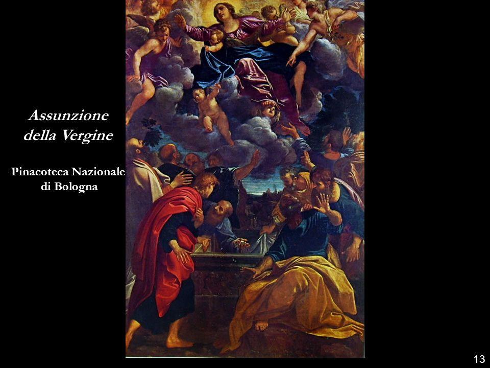 Battesimo di Crist O Chiesa di San Gregorio Bologna Battesimo di Cristo 12