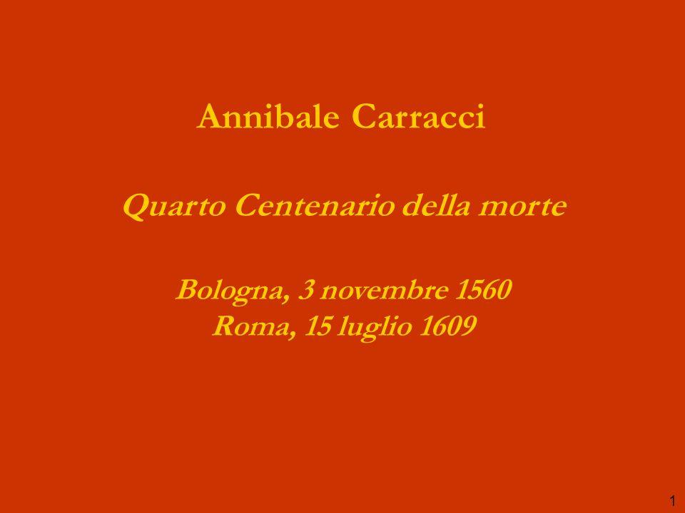 Bacco e Arianna Galleria Farnese Roma 51