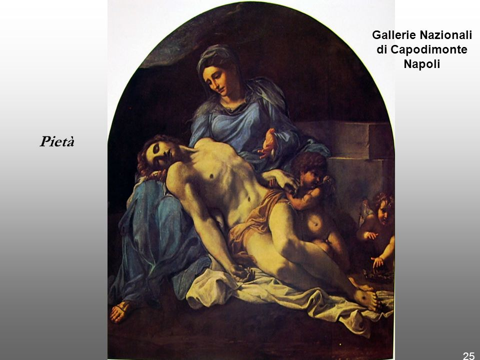 Pietà con San Francesco e Maddalena Louvre - Parigi 24