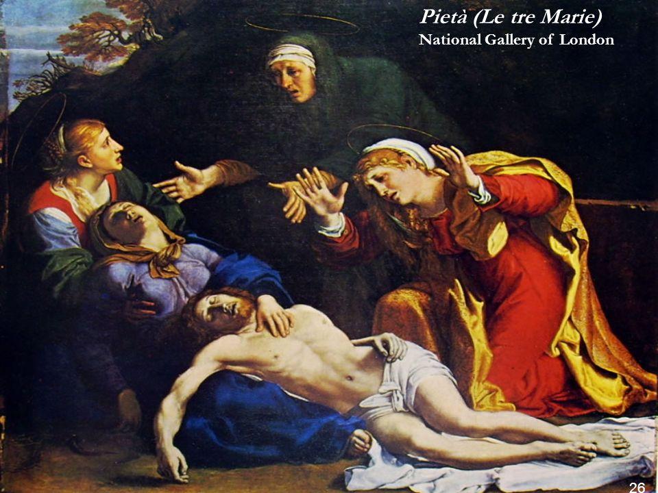 Pietà Gallerie Nazionali di Capodimonte Napoli 25